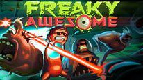 steam游戏推荐:《Freaky Awesome》拯救心爱狗狗的故事