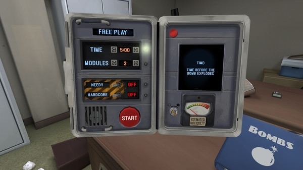 Steam游戏推荐《Keep Talking and Nobody Explodes》模拟拆弹